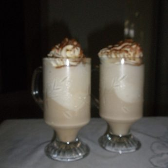 Iced Coffee - Cafe Glace