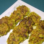 Brown Rice Zucchini Cakes